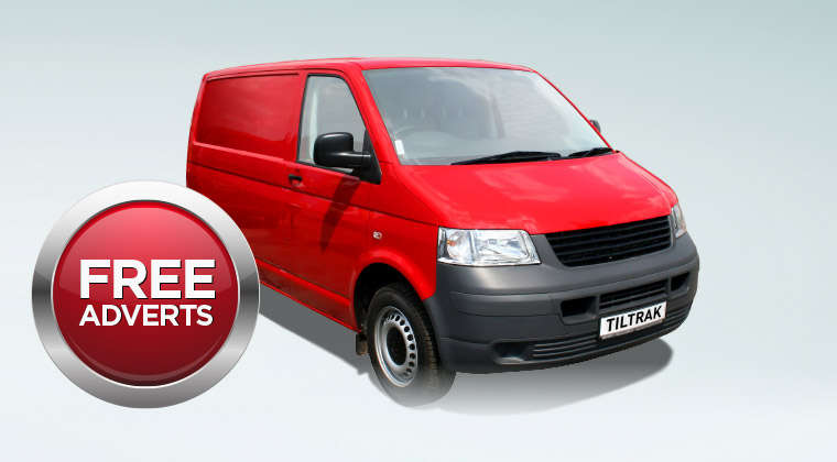 sell vans commercial vehicles advert listings vehicle trader website private sale trade sellers dealerships uk tiltrak automotive community