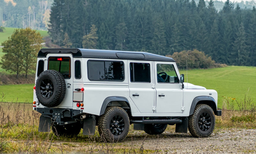 New Land Rover Defender | 4x4 Off-Road SUV Launch 2019