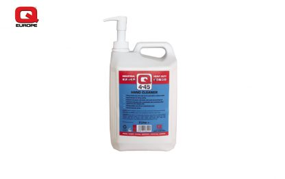 q oil 4-45 hand cleaner industrial heavy duty cleaning product motor accessories workshop car garage repair business product uk