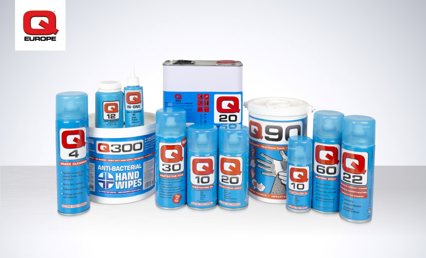 q oils europe q20 super multi purpose lubricant q12 rust remover rustproofing classic cars q10 penetrating oil q30 protective film electrical auto wiring applications