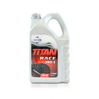 FUCHS TITAN RACE PRO S 5w40 5L oils lubricants shop tiltrak motor accessories products marketplace buy now