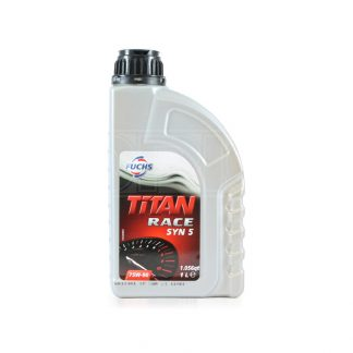 FUCHS TITAN RACE SYN 5 75w90 1L oils lubricants shop tiltrak motor accessories products marketplace buy now