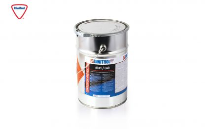 dinitrol 4941 car 5 litre bitumen based car underbody chassis coating rustproofing underseal rust prevention corrosion protection