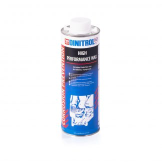 dinitrol high performance wax corrosion protection transparent wax vehicles rustproofing cavity wax 1 litre canister shutz can