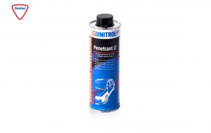 dinitrol penetrant lt corrosion protection cavities open surfaces beige rustproofing vehicle rust prevention 1 litre schutz canister