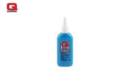 q bike dry lubricant protect bicycle chains 100ml bottle repel dirt reduce chain noise friction q europe product