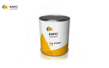 FLK625/3GK kapci coatings 2k HB 4 1 primer kit grey white 3.75 litre car refinish bodywork repair