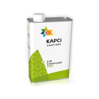 FLK9999/K kapci coatings clearcoat kit fast 1.8 litre ms sr car refinish bodywork repair workshop