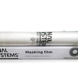 FLMF/4M 5M final systems masking film roll 150 metre 120 metre car refinish bodywork repair