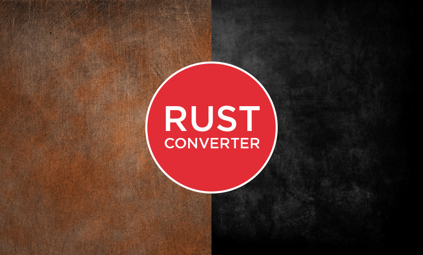 rust converter information guide application treatment dinitrol rc 900 dinitrol rc 800 products tiltrak uk