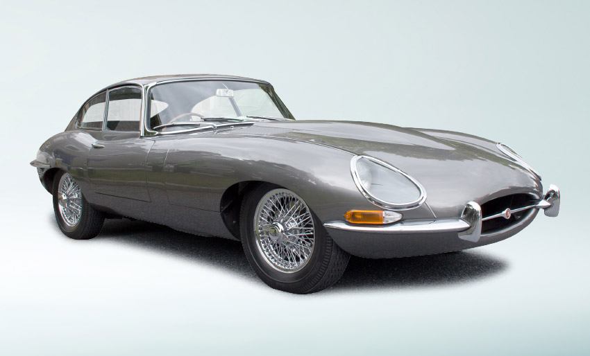jaguar e type series 2 enzo ferrari daily telegraph 100 most beautiful cars sports car international magazine